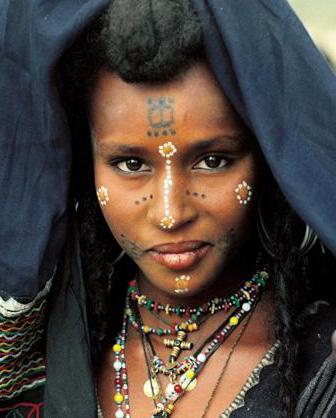 tuaregkvinne