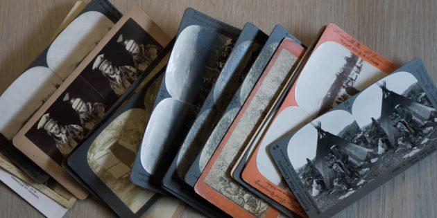 Stereobilder med samisk motiv – et lite bidrag til Tråante 2017