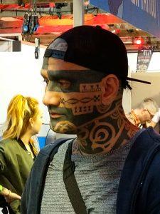 London Tattoo Convention 2017