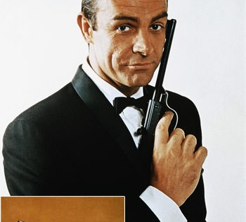 James Bond i Aurlandsko