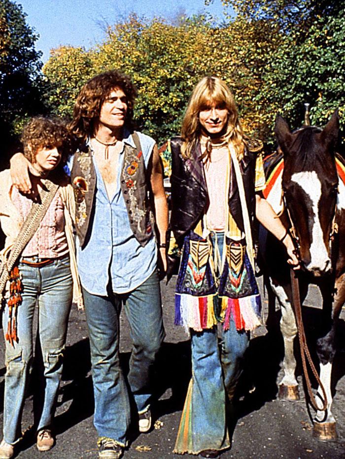 hippier i denim