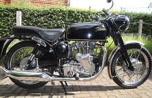 Velocette Venom 1965-mode